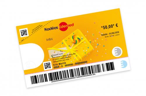 cheque Kadéos INFINI
